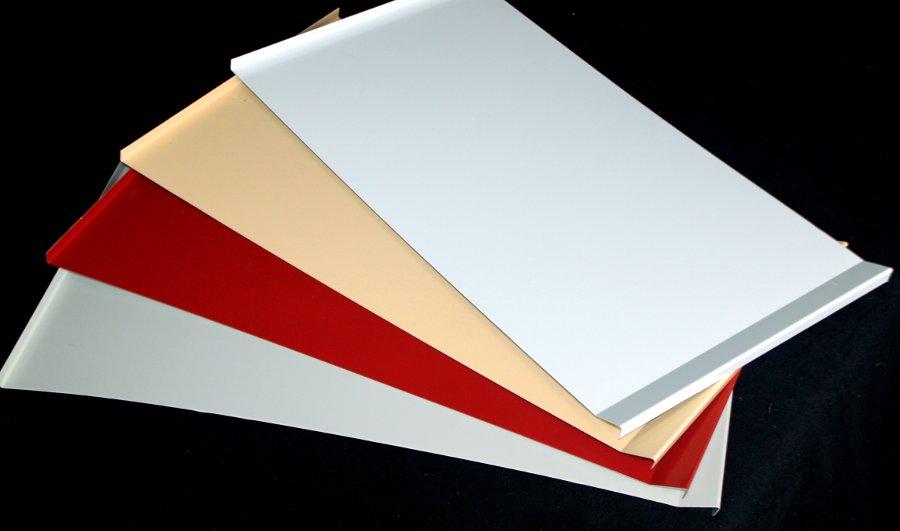 Tabique pluvial liso sistema librillo