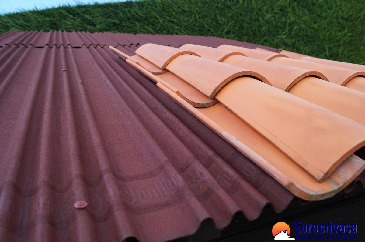 Precio de tejas curvas stunning tejatipos with precio - Precio onduline bajo teja ...