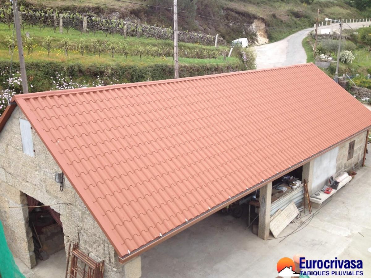 Empresa instaladora de paneles sandwich para cubiertas for Aislante para tejados